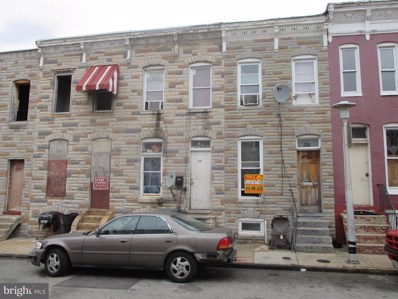 2114 Wilhelm Street, Baltimore, MD 21223 - #: 1001489086