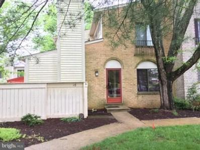 16 Sparrow Valley Court, Montgomery Village, MD 20886 - MLS#: 1001489336