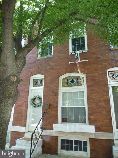 612 Belnord Avenue S, Baltimore, MD 21224 - MLS#: 1001489386