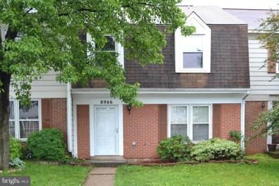 8966 Milroy Court, Manassas, VA 20110 - MLS#: 1001489582