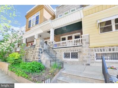853 N 22ND Street, Philadelphia, PA 19130 - MLS#: 1001489672
