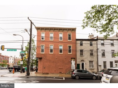 1200-2 Marlborough Street UNIT 2ND FL, Philadelphia, PA 19125 - MLS#: 1001489870