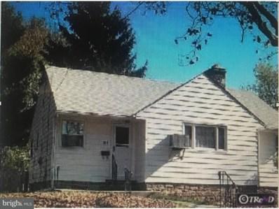 161 Hirst Avenue, East Lansdowne, PA 19050 - MLS#: 1001491014