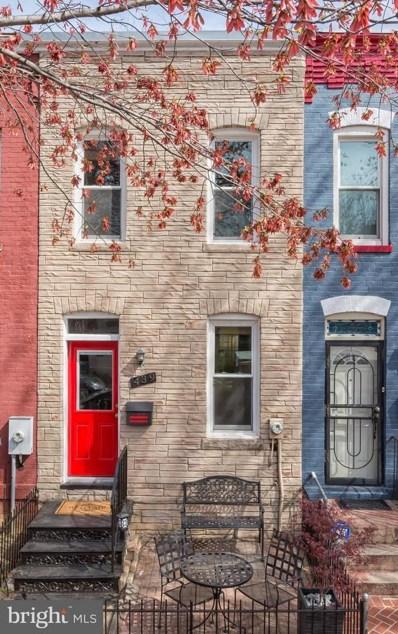 439 Warner Street NW, Washington, DC 20001 - MLS#: 1001491188