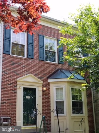 110 Healy Court, Stafford, VA 22554 - #: 1001491256