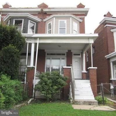 1212 Bloomingdale Road, Baltimore, MD 21216 - #: 1001491592