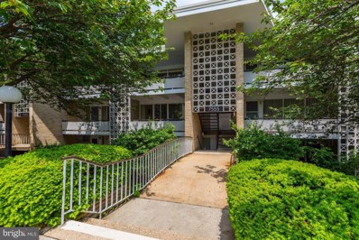 7555 Spring Lake Drive UNIT D-1, Bethesda, MD 20817 - MLS#: 1001511070