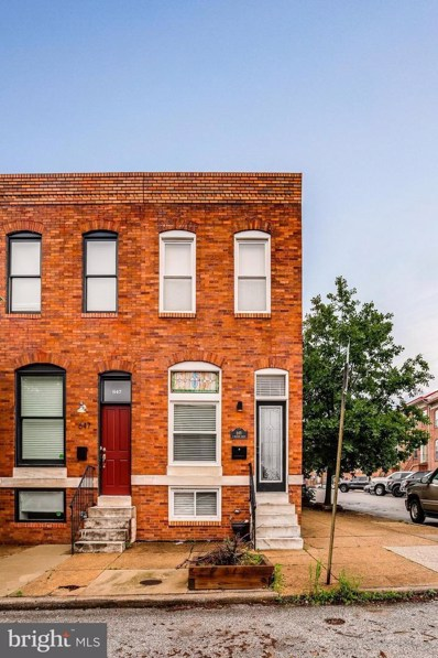 649 Belnord Avenue, Baltimore, MD 21224 - MLS#: 1001511158