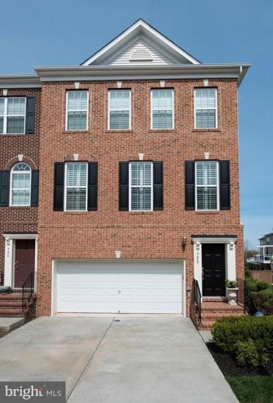 322 Caldwell Terrace SE, Leesburg, VA 20175 - MLS#: 1001512184
