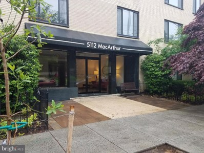 5112 Macarthur Boulevard NW UNIT 3, Washington, DC 20016 - MLS#: 1001513812