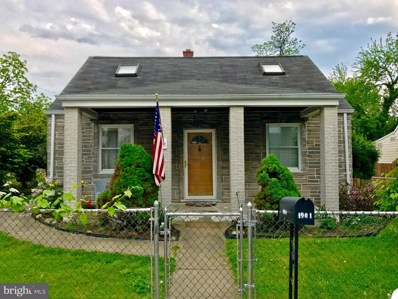 1901 Harrison Road, Baltimore, MD 21222 - MLS#: 1001526990