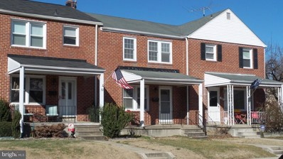 34 Wilfred Court, Baltimore, MD 21204 - MLS#: 1001526992