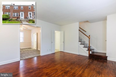 5228 Old Frederick Road, Baltimore, MD 21229 - MLS#: 1001527204