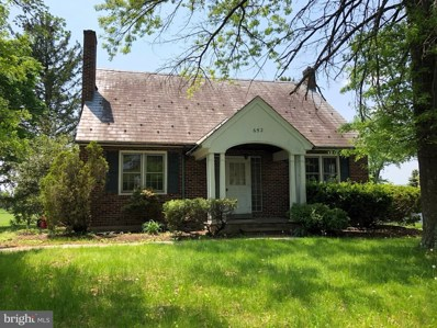 652 Gravel Pike, East Greenville, PA 18041 - MLS#: 1001527274