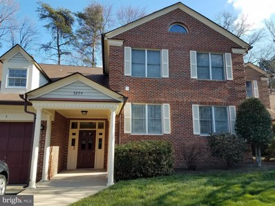 7254 Glen Hollow Ct. #4 UNIT 4, Annandale, VA 22003 - MLS#: 1001527530