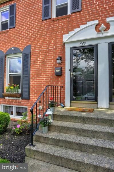 848 Garnet Avenue, Lancaster, PA 17603 - MLS#: 1001527614