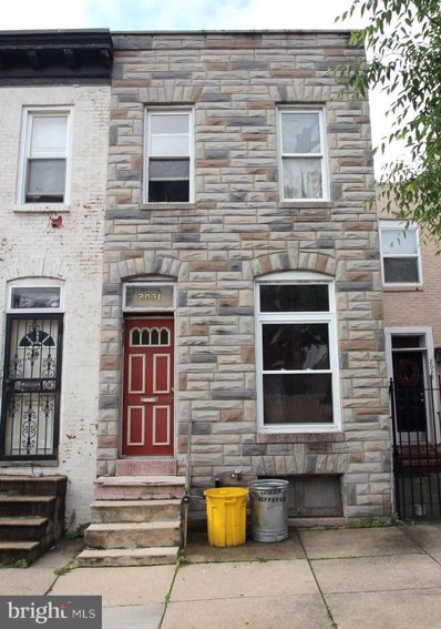 2031 Jefferson Street, Baltimore, MD 21205 - MLS#: 1001527622