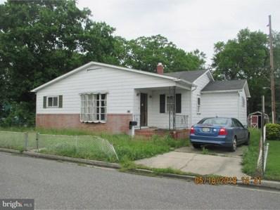 329 Jackson Avenue, Carneys Point, NJ 08069 - MLS#: 1001527746