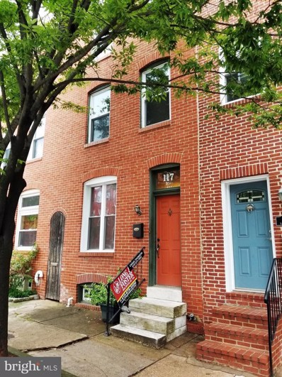 117 Washington Street S, Baltimore, MD 21231 - MLS#: 1001527750