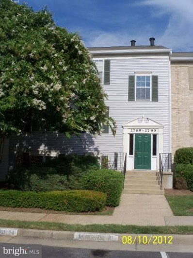 2793 Bordeaux Place UNIT 24C15, Woodbridge, VA 22192 - MLS#: 1001528064