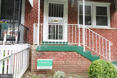 625 Darrington Street SE, Washington, DC 20032 - #: 1001529380