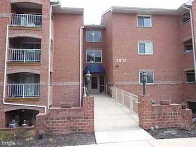 3802 Wean Drive UNIT 3-F, Baltimore, MD 21236 - MLS#: 1001529438