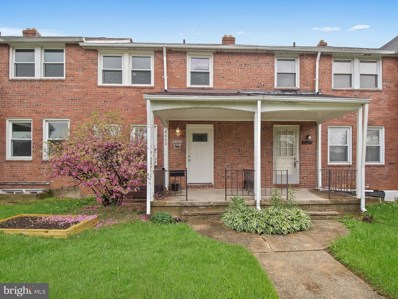 4642 Marble Hall Road, Baltimore, MD 21239 - MLS#: 1001529884