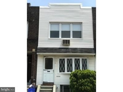 2839 Gillingham Street, Philadelphia, PA 19137 - MLS#: 1001530286