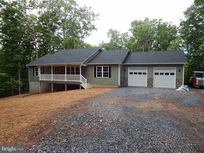 2360 Fulton Road, Hedgesville, WV 25427 - MLS#: 1001531040