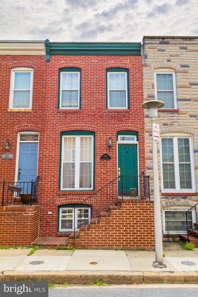 1343 Richardson Street, Baltimore, MD 21230 - MLS#: 1001531606