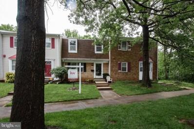 7037 Palamar Terrace, Lanham, MD 20706 - MLS#: 1001532362