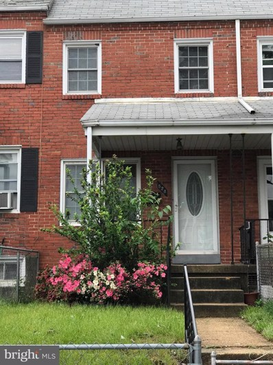 528 Parksley Avenue, Baltimore, MD 21223 - MLS#: 1001532704