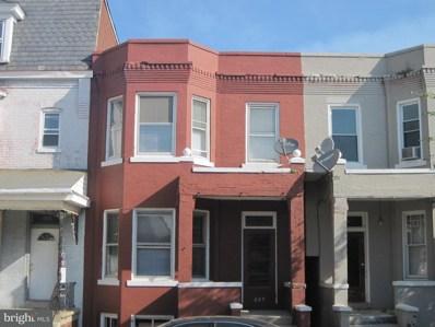 657 E Wallace Street, York, PA 17403 - MLS#: 1001533172