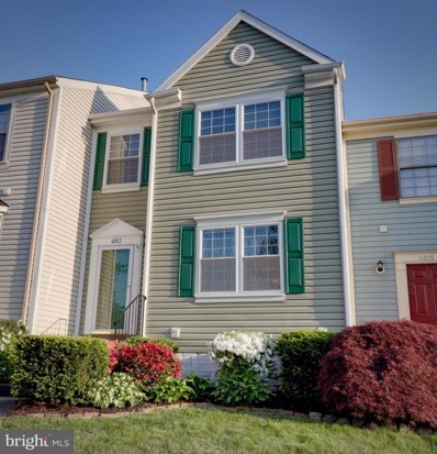 6013 Little Brook Court, Clifton, VA 20124 - MLS#: 1001533774