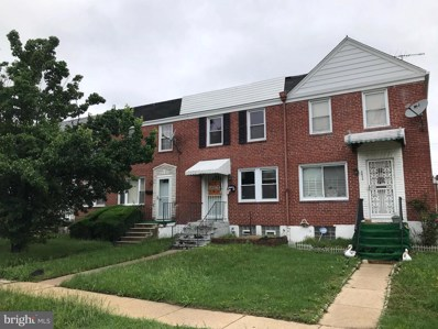 3826 Elmora Avenue, Baltimore, MD 21213 - MLS#: 1001534312