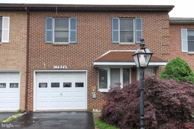 17924 Golf View Drive, Hagerstown, MD 21740 - #: 1001534456
