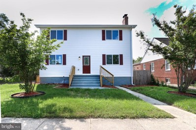 2717 Newglen Avenue, District Heights, MD 20747 - MLS#: 1001534554