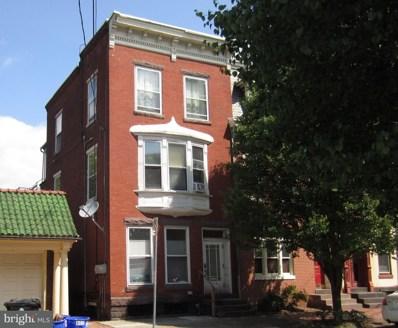 214 Briggs Street, Harrisburg, PA 17101 - MLS#: 1001535056