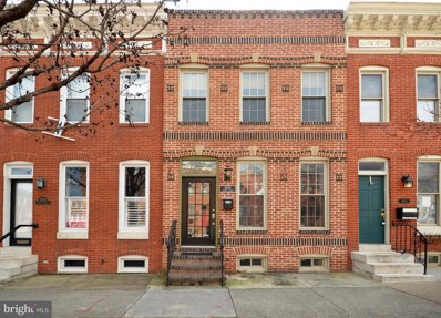 3203 Hudson Street, Baltimore, MD 21224 - MLS#: 1001535474