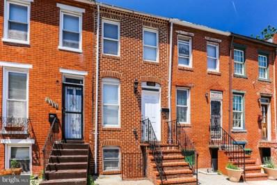 1132 Lombard Street W, Baltimore, MD 21223 - #: 1001535794