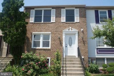 3602 Castle Terrace UNIT 116-102, Silver Spring, MD 20904 - MLS#: 1001536212