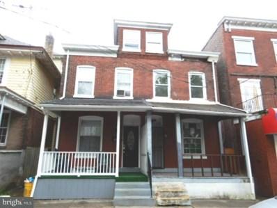 503 Tyler Street, Trenton City, NJ 08609 - MLS#: 1001539538