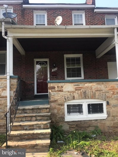 4004 Walrad Street, Baltimore, MD 21229 - #: 1001539752