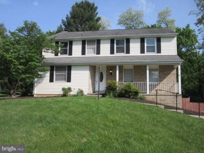 12912 Meadow View Drive, Gaithersburg, MD 20878 - #: 1001540140