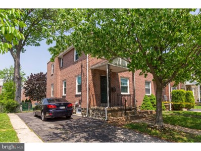 319 Pomeroy Street, Ridley Park, PA 19078 - MLS#: 1001540396