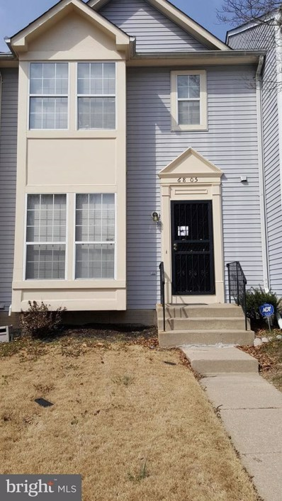 6805 Mountain Lake Place, Capitol Heights, MD 20743 - MLS#: 1001540558