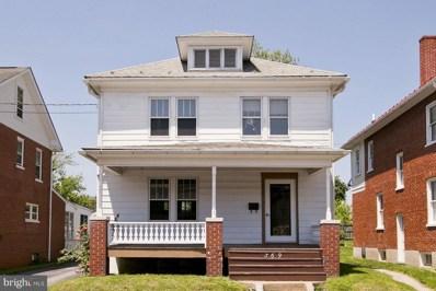 369 Gray Avenue, Winchester, VA 22601 - MLS#: 1001541056