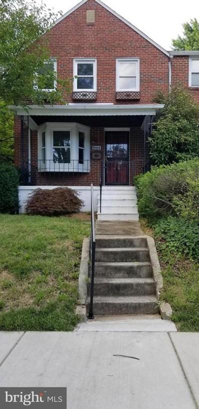 8414 Loch Raven Boulevard, Baltimore, MD 21286 - MLS#: 1001541468