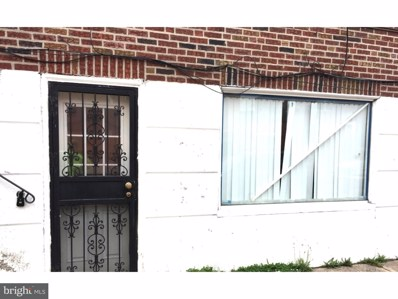 6101 Castor Avenue UNIT BSMNT, Philadelphia, PA 19149 - MLS#: 1001541630