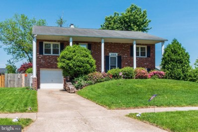 228 Kilgore Court, Joppa, MD 21085 - MLS#: 1001542074